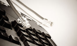 depeszuje interneta laptop obrazy royalty free