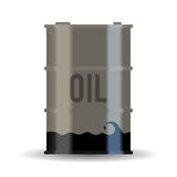 Depleted Oil Resource Stock Photos