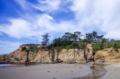 Depoe-Bucht Oregon Lizenzfreies Stockfoto
