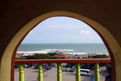 Depok beach Royalty Free Stock Photo