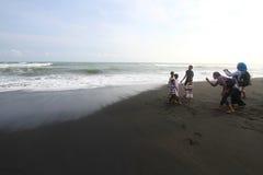 Depok beach Stock Photography
