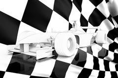 Deporte car Imagen de archivo libre de regalías
