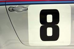 Deporte-coche foto de archivo