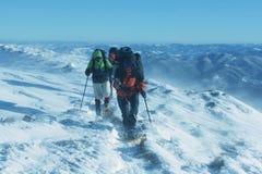 Deporte de inviernos Fotografía de archivo libre de regalías