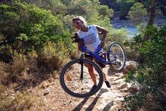Deporte de la aventura Foto de archivo libre de regalías