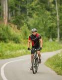 Deporte de la bicicleta Fotografía de archivo libre de regalías