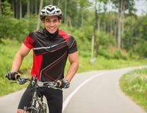 Deporte de la bicicleta Imágenes de archivo libres de regalías