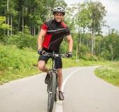 Deporte de la bicicleta Fotos de archivo