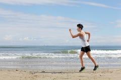 Deporte de la mujer Imágenes de archivo libres de regalías