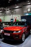 Deporte de Range Rover Imagen de archivo libre de regalías