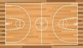 Deporte del baloncesto Imagen de archivo libre de regalías