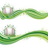 deporte del béisbol Imagenes de archivo