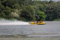 Deporte del Powerboat Foto de archivo
