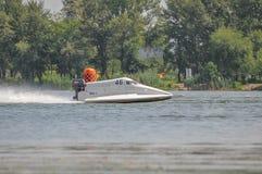 Deporte del Powerboat Imágenes de archivo libres de regalías