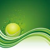 deporte del tenis Fotografía de archivo