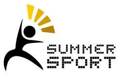 Deporte del verano Fotografía de archivo libre de regalías