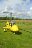 Deporte GMBH de los aviones del autogiro Imágenes de archivo libres de regalías