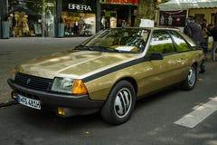 Deporte Renault Fuego compacto GTX 2 0, 1981 Fotos de archivo