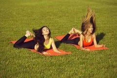 Deporte y yoga foto de archivo