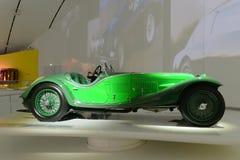 Deporte Zagato de Maserati Tipo V4 fotografía de archivo libre de regalías