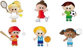 Deportes Imagen de archivo libre de regalías