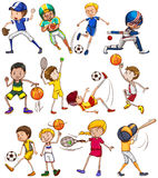 deportes libre illustration