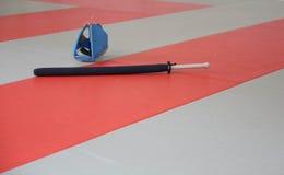 Deportes Chanbara Imagenes de archivo