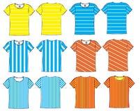 deportes coloridos Jersey ilustración del vector