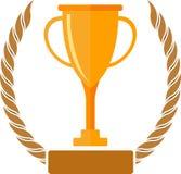 Deportes Cup Imagen de archivo libre de regalías