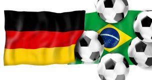 0 deportes de 5 fútboles libre illustration