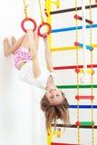 Deportes de los niños Fotografía de archivo libre de regalías