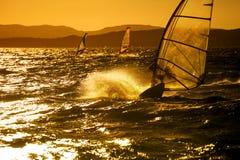 Deportes del verano Imagenes de archivo