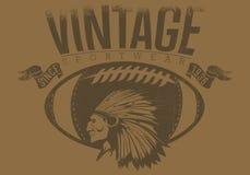 Deportes del vintage Imagen de archivo