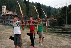 Deportes indios Imagen de archivo