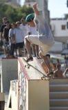 Deportes urbanos en Mallorca Imagenes de archivo