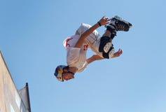Deportes urbanos en Mallorca Fotografía de archivo