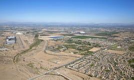 Deportes y aviación de Glendale Foto de archivo