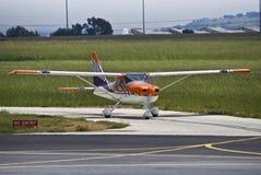 Deportista de la aviación de Glasair Foto de archivo libre de regalías