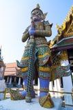 Depositários gigantes no palácio grande Imagem de Stock Royalty Free