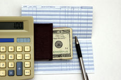 Deposit Cash Stock Images