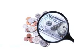 Deposit coins as an investment concept. It is growing to make rich and wealth. Accumulation or income concept. it is. Passive income from interest royalty free stock photos