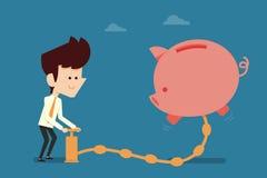 Deposit Stock Image