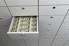 Deposit, money Royalty Free Stock Images