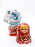 Deposit money Stock Photo