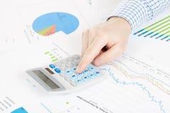 Depositando, taxando e todas as coisas relativas com o mundo da finança Imagem de Stock