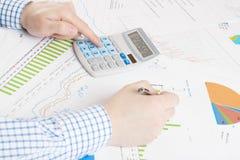 Depositando, taxando e todas as coisas relativas com o mundo da finança Imagem de Stock Royalty Free