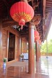 Depositary of buddhist texts Stock Photography