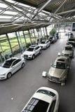 Depositi di Audi 4S Fotografia Stock Libera da Diritti