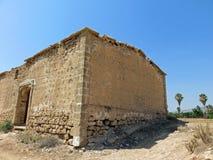 Deposito antico della carruba Fotografia Stock