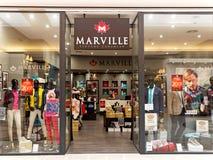 Deposito canadese d'annata di Marville a Roma, Italia Immagine Stock Libera da Diritti